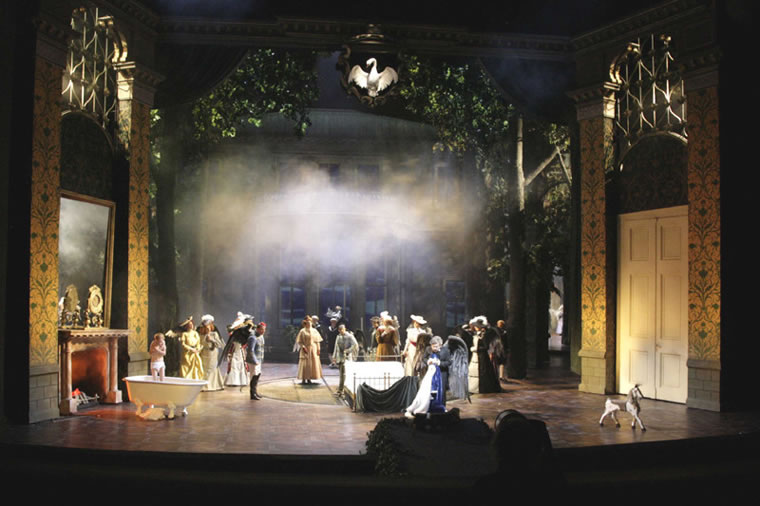 Image: Bayreuth Herheim's production of Parsifal