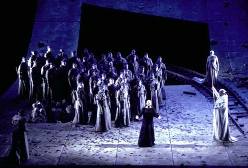 Image: Parsifal in the Wasteland