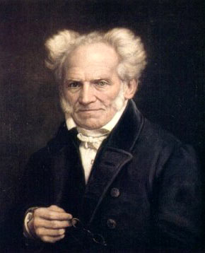 The philosopher: Arthur Schopenhauer