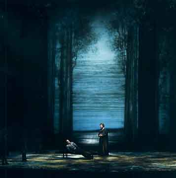 Image: Vienna Parsifal, act one