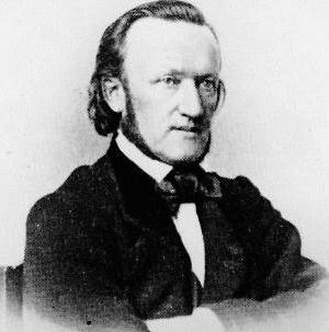 Richard Wagner in 1863